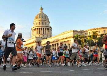 Since Marabana was first held in 1987 few American runners have been able to participate in the race / Photo: INDER.