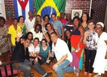 Consulado Cultural Cubano en el Maracaná