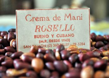 In 1994 the Cuban Office of Industrial Property had Rossello as the only international Trademark / Photo courtesy of the author.