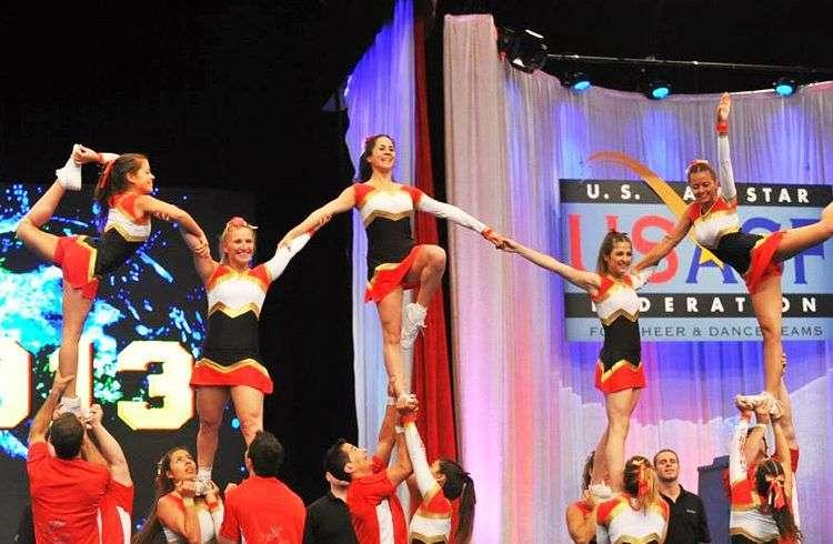 IV Campeonato Panamericano de Cheerleading and Dance