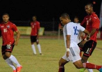 Cuba VS Trinidad y Tobago