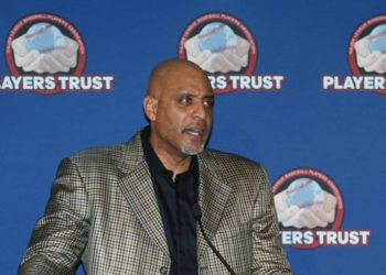 Tony Clark, chief executive of the Association of Major League Players, said talks are under way to play exhibition games in Cuba. / Photo: MLBPA