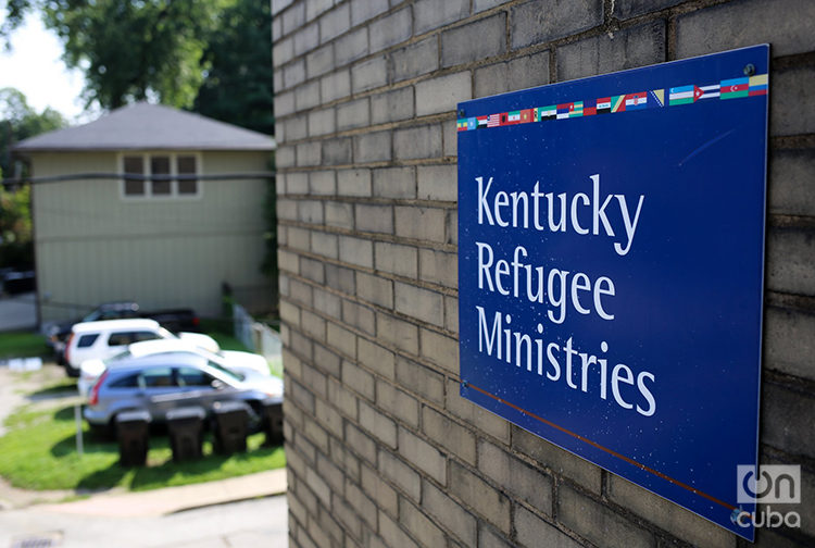Kentucky Refugee Ministries is one of two non-profit agencies that is helping to resettle Cubans who arrive in Louisville. The other agency is Catholic Charities