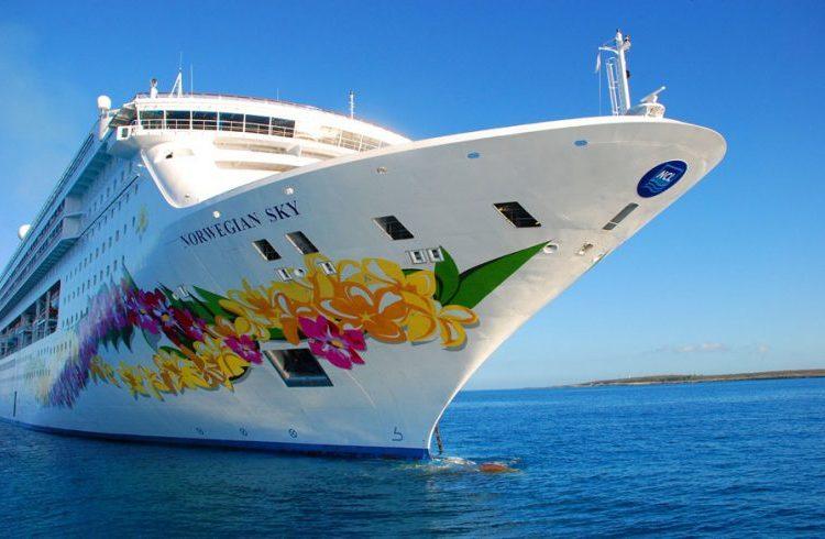 """Norwegian Sky"". Photo: Cruise & Travel Lifestyles."