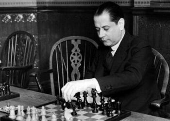 José Raúl Capablanca passed away 75 years ago.