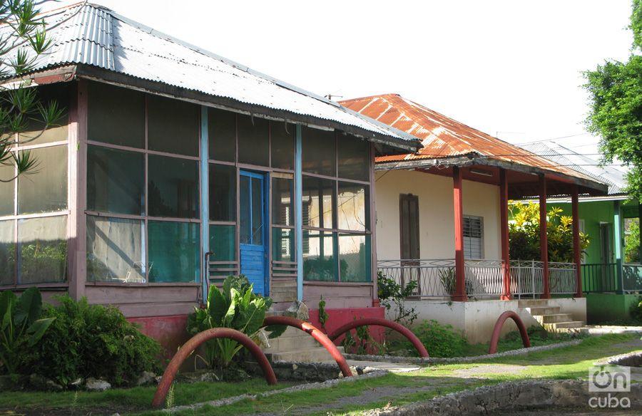 Casas del pueblo fundado por el norteamericano Milton Hershey. Photo: Yoe Suárez.