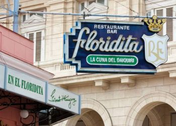 The Floridita, Havana's most famous bar. Photo: Lifestyle