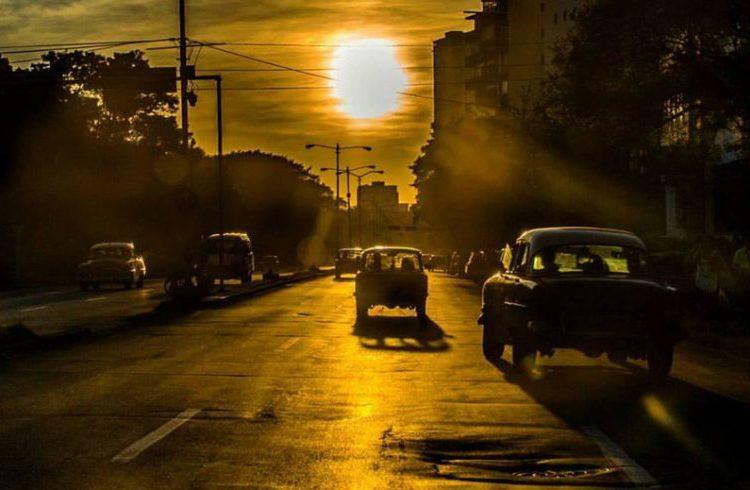 Havana. Photo: Desmond Boylan (Detail).