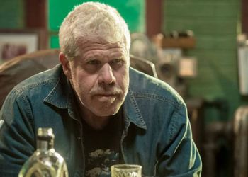"Ron Perlman in the Cuban film ""Sergio and Sergei"". Photo: sergioandsergeifilm.com"