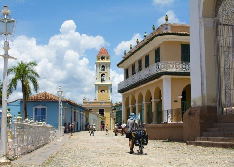 The heritage city of Trinidad, in the center of Cuba. Photo: Archive