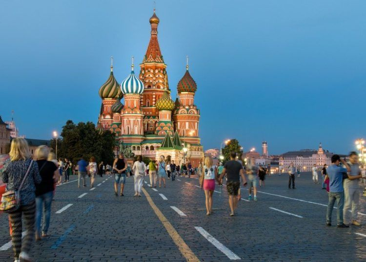 Moscow's Red Square. Photo: pxhere.com
