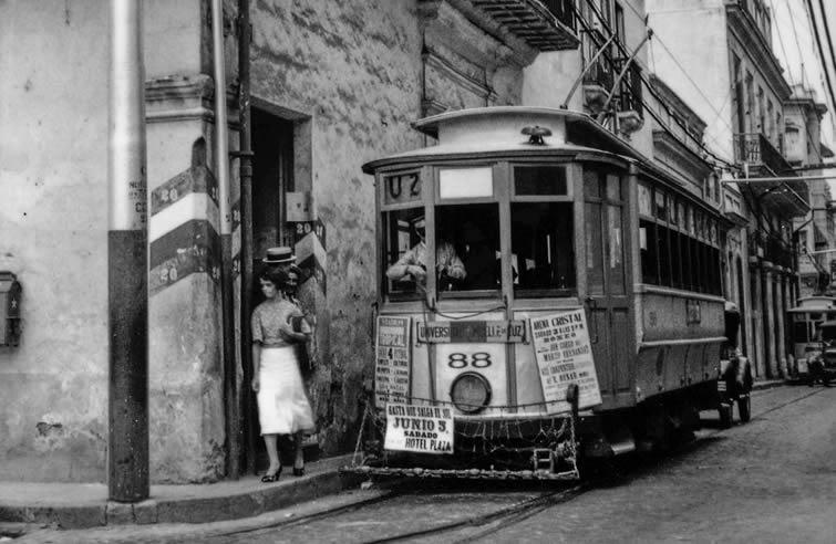 Havana, 1933.