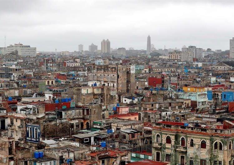 Havana. Photo: Mastrascusa / EFE