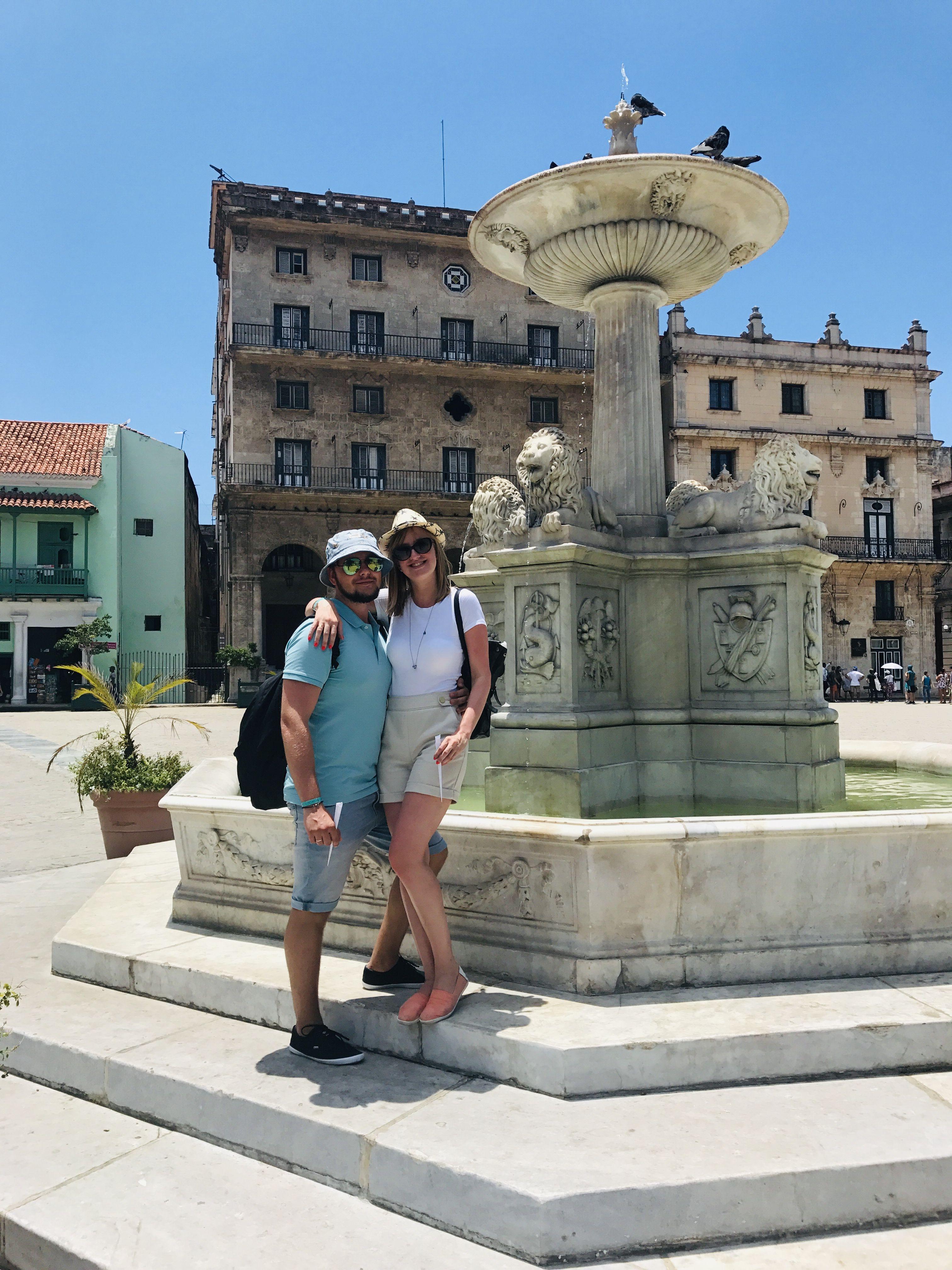 """""""To see the real Cuba, we went to Havana,"""" says Masha Karpova."""