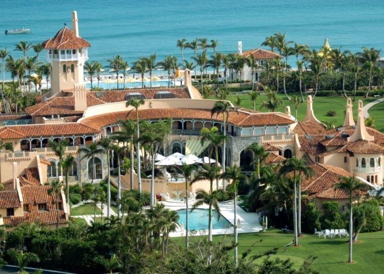 "Mar-a-Lago Club, ""The Winter White House,"" will be the event's venue. Photo: Town & Country Magazine."