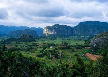 Viñales Valley, in the Cuban province of Pinar del Río. Photo: Archive.