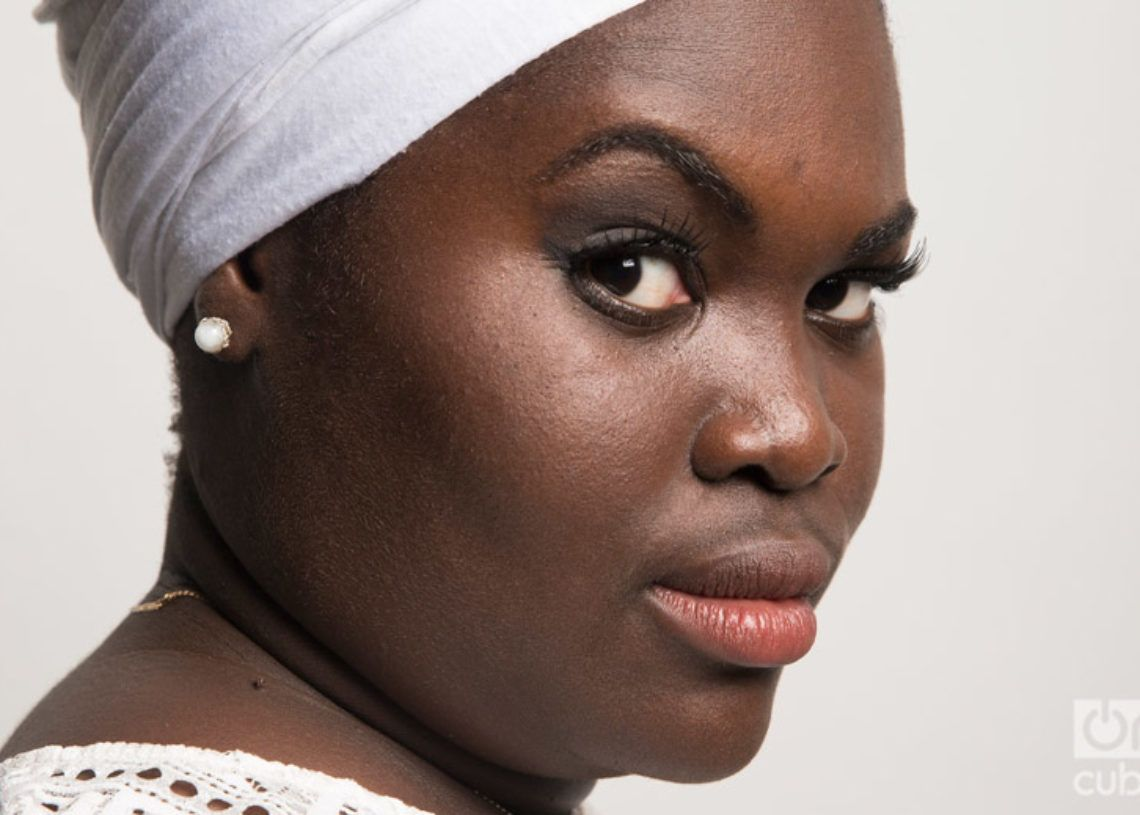 Daymé Arocena is one of the protagonists of the new documentary. Photo: Gabriel Guerra Bianchini.