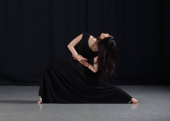 """Sonia,"" inspired by Dostoevsky's anti-heroine in Crime and Punishment. Danced and choreographed by Arielle Smith."