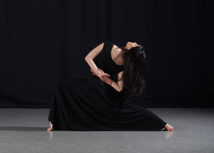 """""""Sonia,"""" inspired by Dostoevsky's anti-heroine in Crime and Punishment. Danced and choreographed by Arielle Smith."""