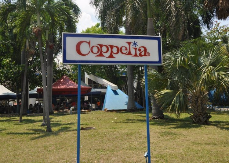 Havana's Coppelia ice cream parlor. Photo: John Julien / Facebook.