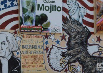 Mural on Calle Ocho. Photo: Marita Pérez Díaz.