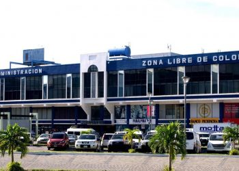 Colón Free Trade Zone, in Panama. Photo: gogetit.com.pa