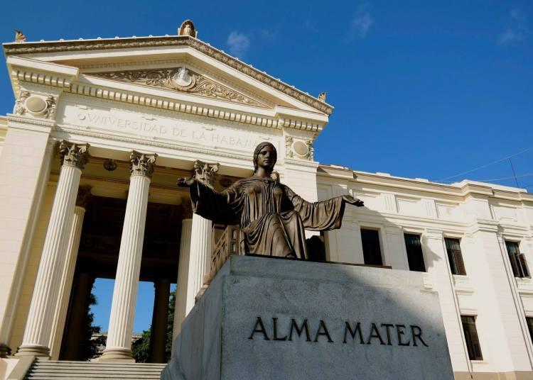 University of Havana. Photo: Cuban News Agency.