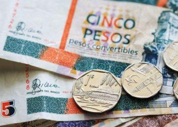 Convertible Cuban peso (CUC) coins and bills. Photo: viajejet.com
