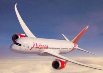 Avianca airline plane. Photo: El País.