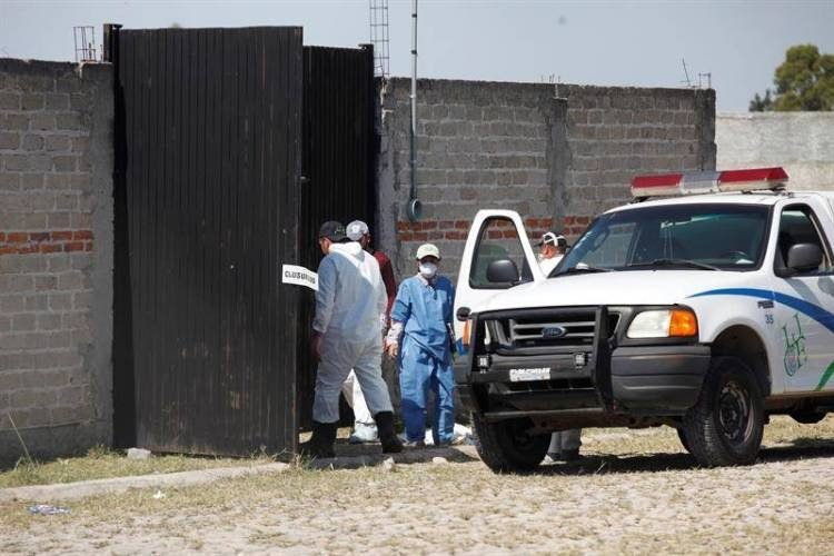 The bodies of two Cubans were found inside a room they were renting in Mexico. Photo: www.cronica.com.mx/