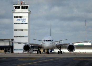 Mérida airport. Photo: sipse.com