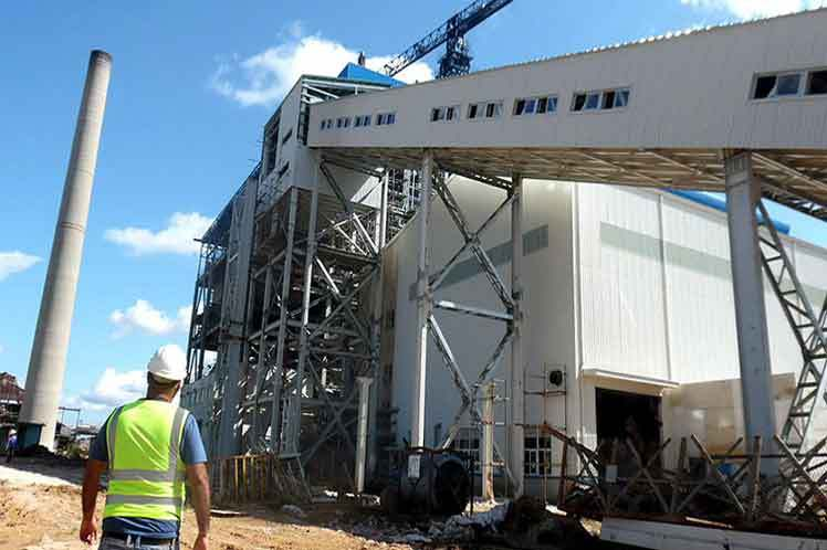 The first bioelectric plant in Cuba is located in the central province of Ciego de Ávila. Photo: PL