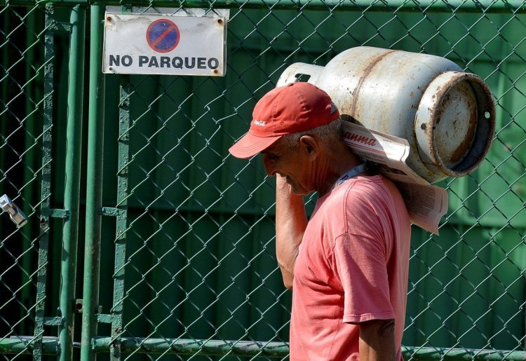 Cuba produces 97% of the oil associated natural gas that is used for power generation and domestic consumption in Havana. Photo: AFP