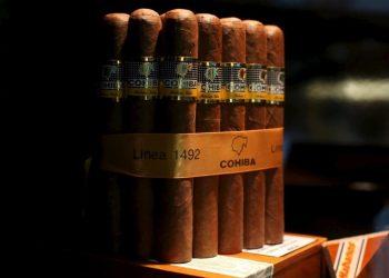 The famous Cohiba Habanos. Photo: notimerica.com