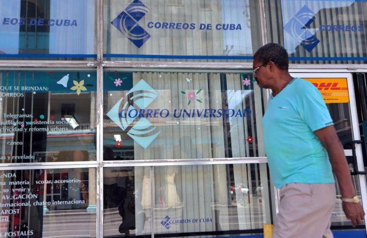 Cuba post office. Photo: elrio.ec