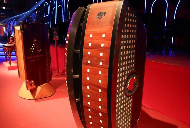 The humidor belonging to the Cohiba brand reached record sales figures at the 22nd Habano Festival. Photo: cigaraficionado.com