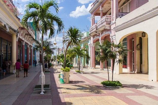 The Boulevard of Ciego de Ávila. Photo: PL.