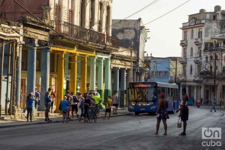 Havana in times of coronavirus. Photo: Otmaro Rodríguez.