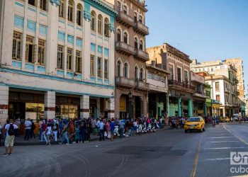 Havana in times of coronavirus. Photo: Otmaro Rodríguez.