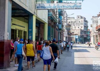 Havana and Matanzas, again the only provinces to report new infections. Photo: Otmaro Rodríguez