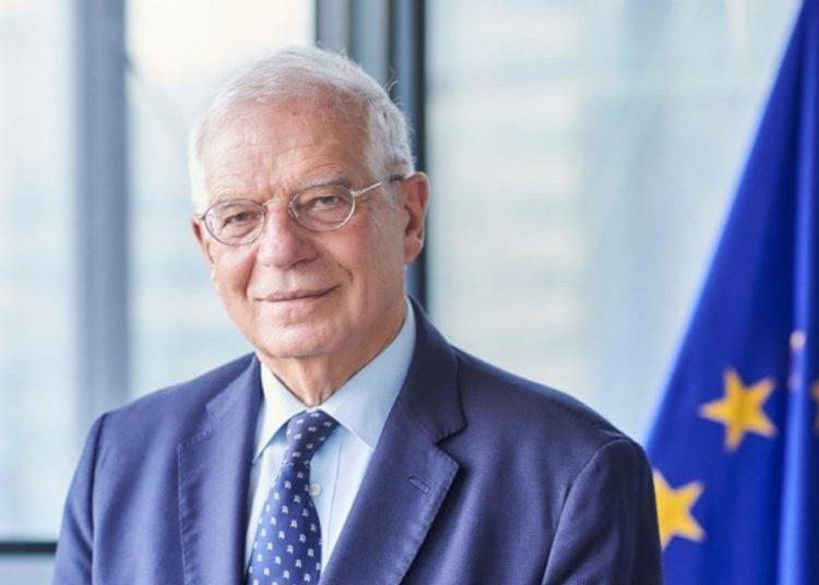 Josep Borrell. Photo: EU.