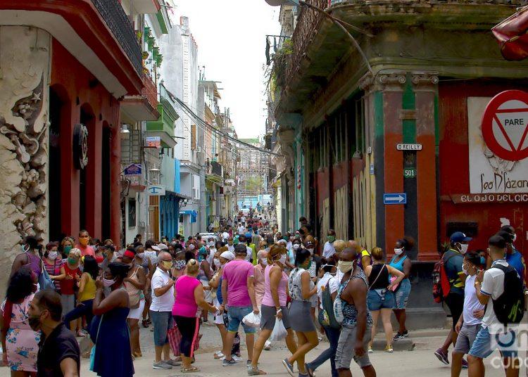 2,123 people have overcome the disease in Cuba. Photo: Otmaro Rodríguez