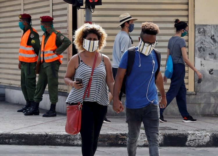 For the fourth consecutive day, the country hasn't reported deaths from the new coronavirus. Today, one patient is in critical condition and four are in serious condition. Photo: Yander Zamora/EFE