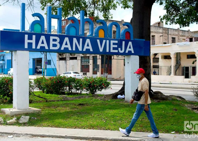 Eight new cases of COVID-19 were reported by Cuba this Saturday, all in Havana. Photo: Otmaro Rodríguez.