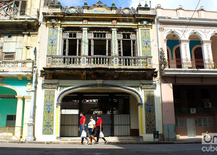 Today's four positives were detected in the Havana municipalities of Centro Habana, Habana del Este and Cotorro. Photo: Otmaro Rodríguez