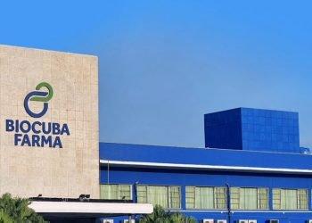 Photo: @BioCubaFarma/Twitter.