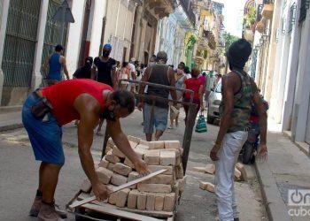 The provinces that reported cases this time were Havana, Artemisa, Pinar del Rio, and Villa Clara. Photo: Otmaro Rodríguez.