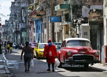 The regions that reported contagions were: Havana, Matanzas, Ciego de Ávila, Artemisa, Camagüey, Mayabeque and Sancti Spíritus. Photo: Ernesto Mastrascusa/EFE/Archive.