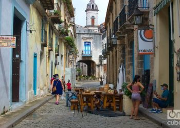 All the cases correspond to Cubans and were autochthonous, according to the report issued by MINSAP. Photo: Otmaro Rodríguez