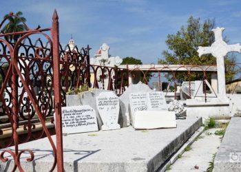 Alberto Yarini's grave in Colón Cemetery, Havana. Photo: Otmaro Rodríguez.